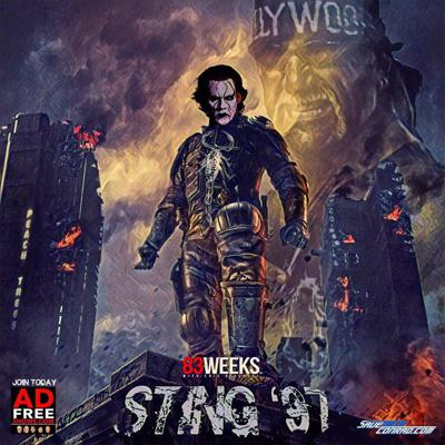 Cover art for Sting's 1997 in WCW