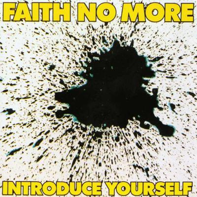 Cover art for History in Five Songs 57: Faith No More and Commercialism