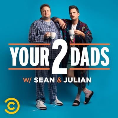 Cover art for 2 Dads, 1 Rose w/ Corinne Olympios (from The Bachelor)