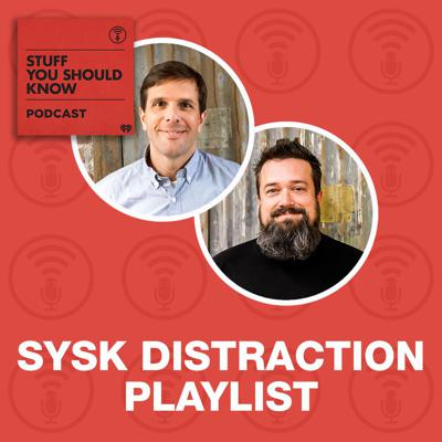Cover art for SYSK Distraction Playlist: How Terraforming Will Work