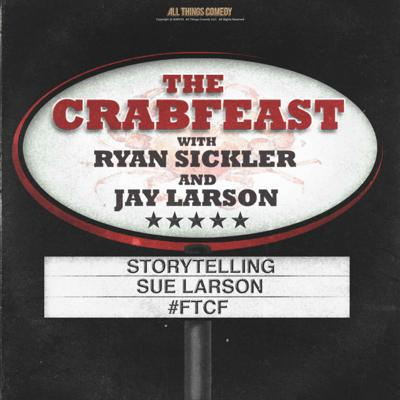 Cover art for The CrabFeast 345: Sue Larson
