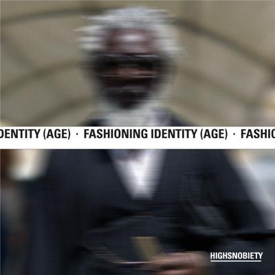 Cover art for Fashioning Identity: Age