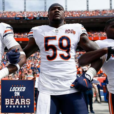 Cover art for Chicago Bears not backing down from fight against racism