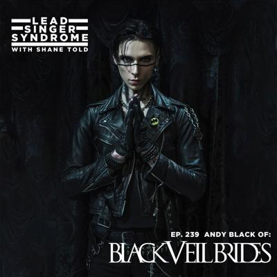 Cover art for Andy Black (Black Veil Brides)