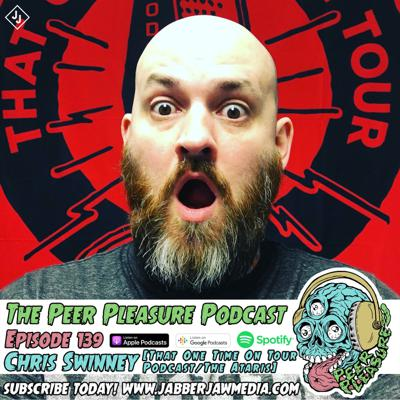 Cover art for Chris Swinney (That One Time on Tour Podcast/The Ataris)