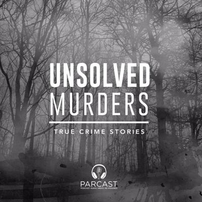 Unsolved Murders: True Crime Stories is a podcast drama with a modern twist on old time radio that delves into the mystery of true cold cases and unsolved murders. With the help of an ensemble cast, follow our hosts as they take you on an entertaining journey through the crime scene, the investigation and attempt to solve the case. With many surprising plot twists, it's important you start listening from the first episode of a cold case. New episodes are released every Tuesday. Unsolved Murders: True Crime Stories is part of the Parcast Network and is a Cutler Media Production.