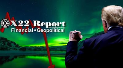 Cover art for Ep. 2326 - The [DS]/MSM Start To Shift Their Narrative, Dark Winter, The World Is Watching