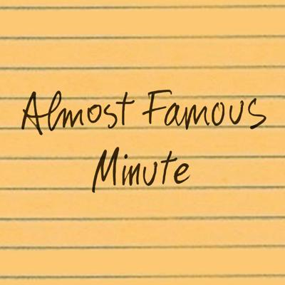 Discussing the 2000 Cameron Crowe movie Almost Famous one minute at a time. Proud part of Pantheon - the podcast network for music lovers.