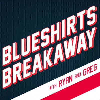 Blueshirts Breakaway: A show about the New York Rangers