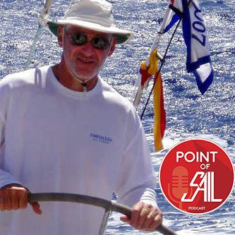 Cover art for Point of Sail: Rich du Moulin and the Roll of Leadership in Safety at Sea