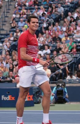 Cover art for Episode 22 - Milos Raonic