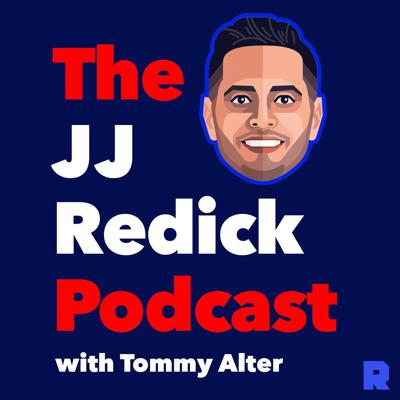 Cover art for Social Distancing and Inspiring Generations With Megan Rapinoe and Sue Bird | The JJ Redick Podcast