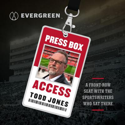 Sit down with host Todd Jones and other sportswriters who knew the greatest athletes and coaches, and experienced first-hand some of the biggest sports moments in the past 50 years. They'll share stories behind the stories -- some they've only told to each other.