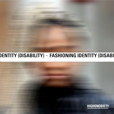 Cover art for Fashioning Identity: Disability