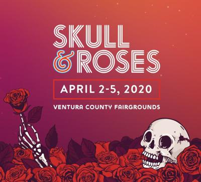 Cover art for Festival Nation EP: 4: Skull & Roses Interview with Steve Parish