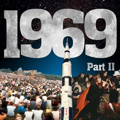 Cover art for Episode 19: 1969 Part II