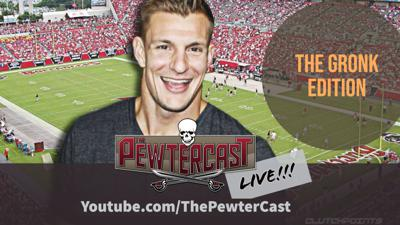 Cover art for The PewterCast, Live - The Gronk Edition