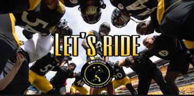 Cover art for Let's Ride: Five things Steelers fans will miss during 2020 training camp
