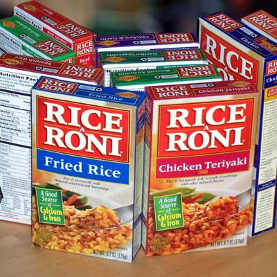 Cover art for How Rice-A-Roni Became The San Francisco Treat