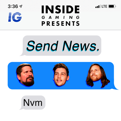 Cover art for New Call Of Duty HYPE! - Inside Gaming Presents: Send News #13