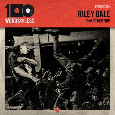 Cover art for Riley Gale from Power Trip