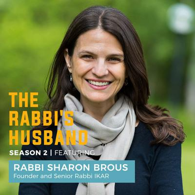 Cover art for Rabbi Sharon Brous – The Ten Commandments Today – S2 E1