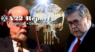 Cover art for Episode 2149 - Facts Will Be Presented, We Are Ready, Think Barr, Durham FISA