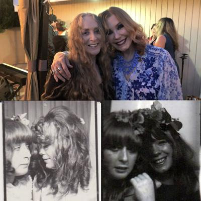 Cover art for Pamela Des Barres' Pajama Party with Iva Turner