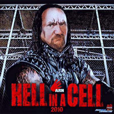 Cover art for Hell In A Cell 2010
