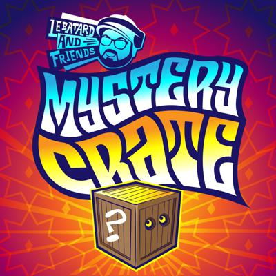 Mystery Crate will serve as a random grab bag of weekly content curated and created by varying members of the