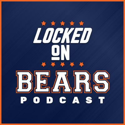 The Locked on Bears podcast brings you daily Chicago Bears news and analysis. Host Lorin Cox from Pro Football Focus goes in-depth on the latest out of Halas Hall and brings on expert guests from around the NFL. Join the conversation with our voicemail and text line: (312) 620-8590. Part of the Locked on Podcast Network.