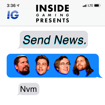 Cover art for Console Delays & Quarantine Woes - Inside Gaming Presents: Send News #5