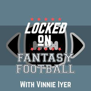 Cover art for LOCKED ON FANTASY FOOTBALL - 8/31/16 - Draft strategy: Rounds 13 through 17