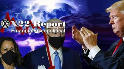 Cover art for Ep 2324 - [JB] Sends The Message, GSA Destroys The MSM Election Call, Trump Counterpunch Coming