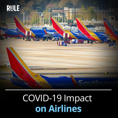 Cover art for 261- The Economic Impact on US Airlines