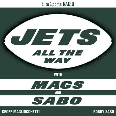 Elite Sports Radio's Jets All The Way Podcast brings in-depth, diehard New York Jets analysis from credentialed writers Geoff Magliocchetti and Robby Sabo.