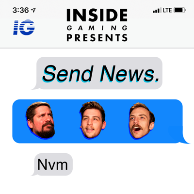 Cover art for The Big Switch Shortage Of 2020 - Inside Gaming Presents: Send News #9