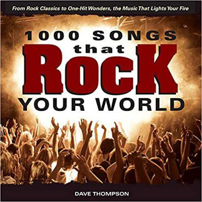 Cover art for The Top 5 Songs That Rock Your World