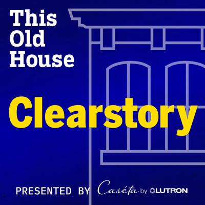 From This Old House, Clearstory is a window that sheds light on the surprising stories behind our homes. Host Kevin O'Connor digs into the systems, structures and materials in our homes from unexpected angles. Why is the window the ultimate machine? What can Las Vegas teach us about lowering our water bills? How did the Great Chicago Fire change the way we frame houses today? How do you build the perfect roof? You'll hear from Richard Trethewey, Tom Silva, Jeff Sweenor and the This Old House experts, as well as industry leaders, historians, and builders. Clearstory – your home in a new light.