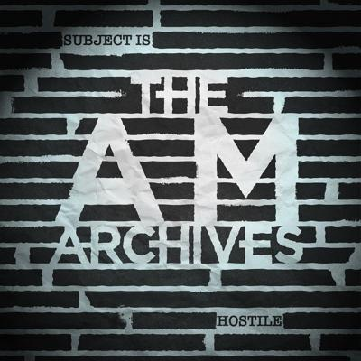 Cover art for The AM Archives - Episode 2, The Electric Man