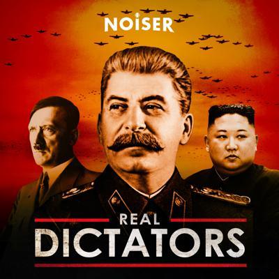 Real Dictators is the new podcast series hosted by Paul McGann (Dr Who, Luther, Withnail and I) that explores the hidden lives of history's tyrants. New episodes each Wednesday from May 2020.