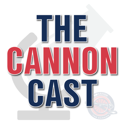 Cover art for Episode 60: Getting in our hockey fix