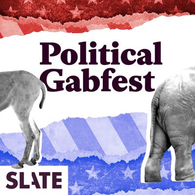 """Voted """"Favorite Political Podcast"""" by Apple Podcasts listeners. Stephen Colbert says"""