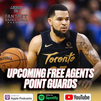 Cover art for 2020 NBA Free Agents || Top 10 Available Point Guards