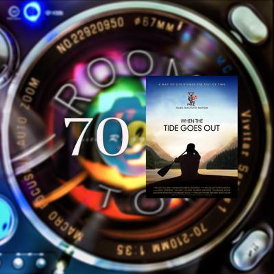 Cover art for ROOM TONE Take 70 (Eliot Galán)