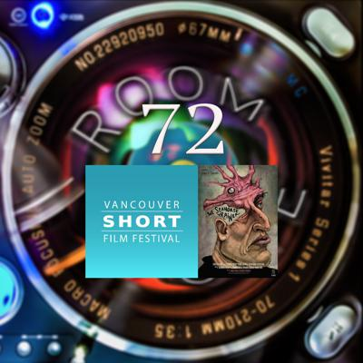 Cover art for ROOM TONE Take 72 (Vancouver Short Film Festival / The Seahorse Trainer)