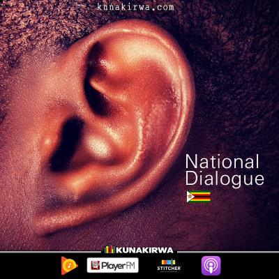 Cover art for National Dialogue