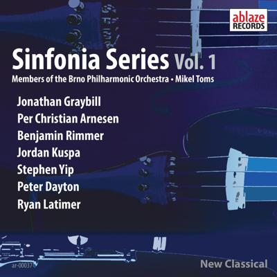 Cover art for 1.9—Sinfonia Series Vol. 1