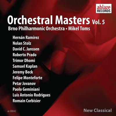 Cover art for 1.11—Orchestral Masters Vol. 5 Review