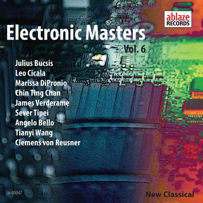 Cover art for 1.13—Electronic Masters Vol. 6 Review
